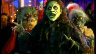 Disney Channel Russia promo - Halloween movies