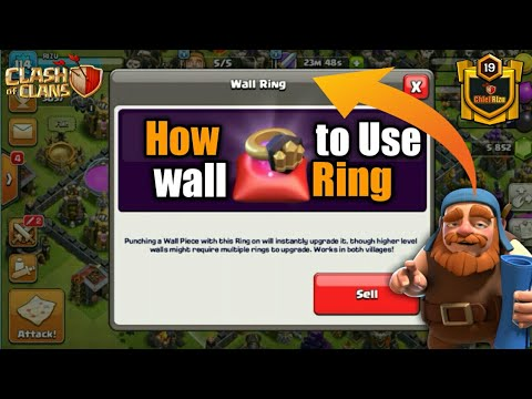 How to use |wall ring |&| how trader work. How to purchase |iteams from trader.