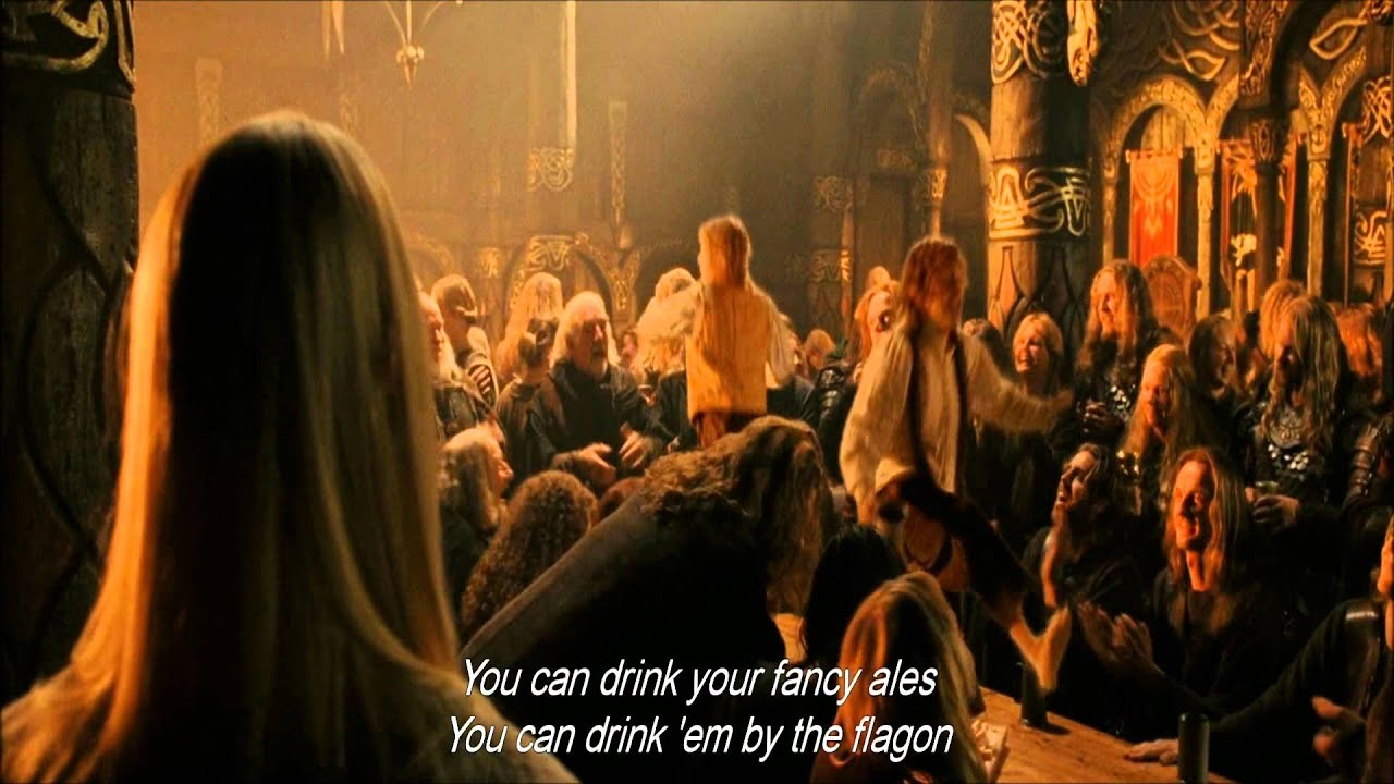 The Dancing Poney In Lord Ofnthe Rings