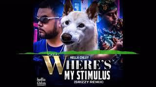 Hella Chluy - Where's My Stimulus (Srizzy Remix)