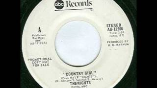 The Nights - Country Girl (You