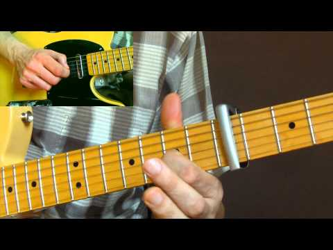 Rockabilly Guitar Lesson Buddy Holly Special