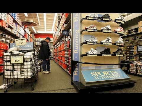 Sports Authority Is Bankrupt; How Did The Sports Retail Giant Fall? - Newsy