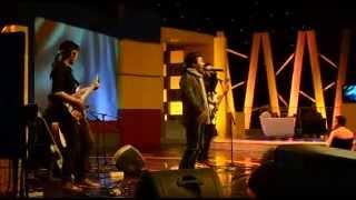 Syahadat Cinta, Candra Malik, Minladunka Band, Kick Andy Show Metro TV, 14 Juni 2013.