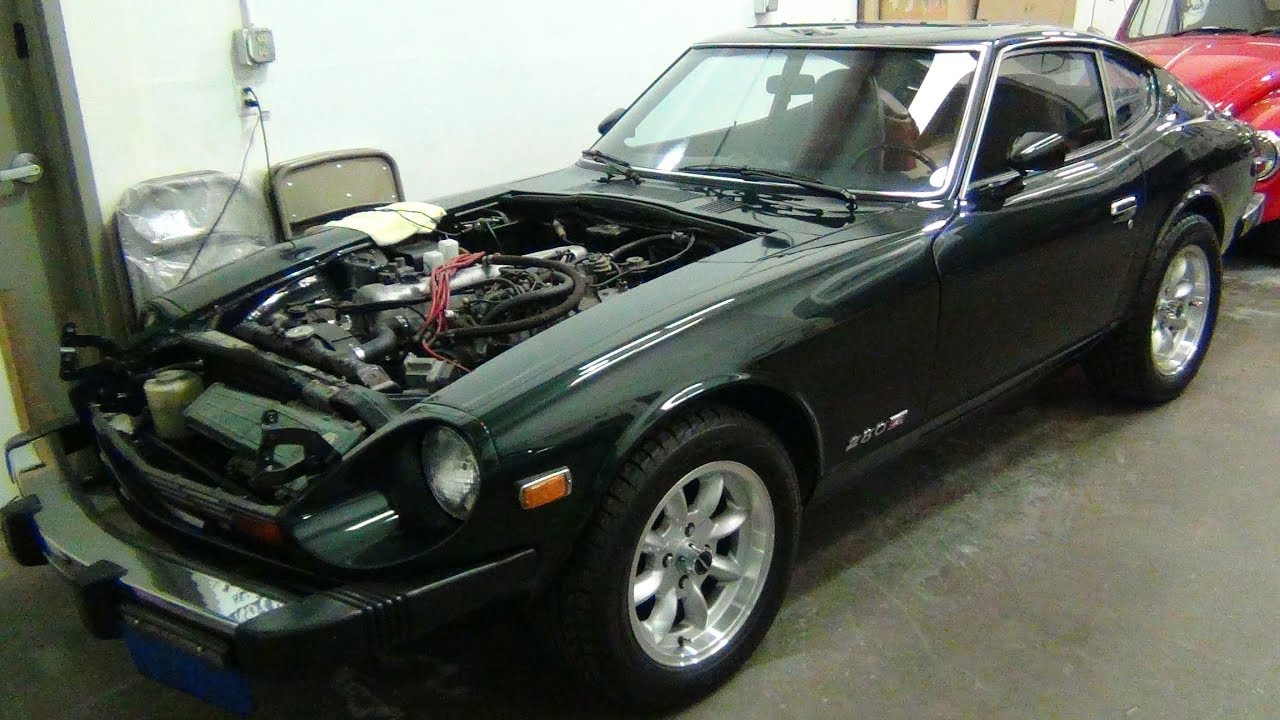 Preparing The Datsun 280z For Conversion Youtube Wiring Harness