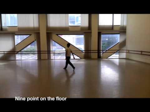 A view in the Forsythe improvisation technique