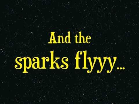 Sparks Fly Lyrics :)