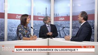 Paroles d'experts - Profession CGP - SCPI : Murs de commerce ou Logistique ?