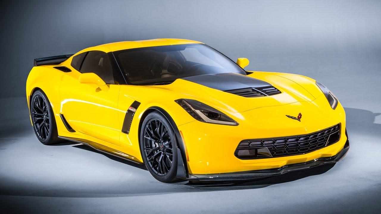 All-new 2015 Chevrolet Corvette Z06 Sneak Preview!
