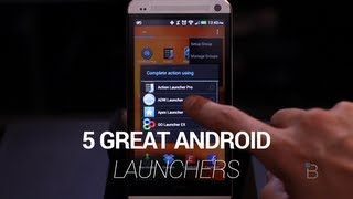 5 Great Android Launchers