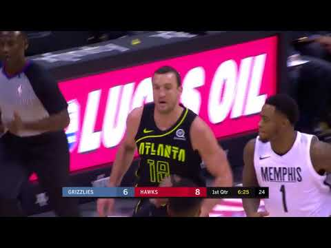 Tough Paint Presence: Miles Plumlee Top Plays of The Season