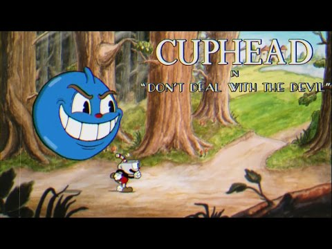 Cuphead E3 2014 Trailer Narrated
