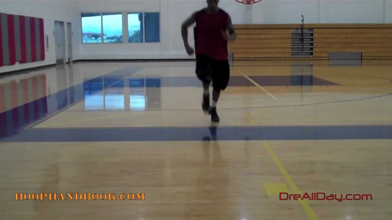 Dre baldwin full court slide sprint conditioning drill for Basketball court cost estimate