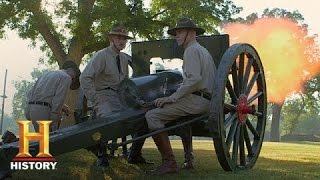 Monument Guys: Firing A French 75 Mm Field Canon (s1, E2)