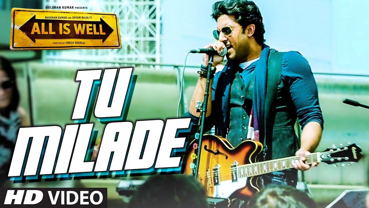 Download Tu Milade VIDEO Song - Ankit Tiwari | Abhishek Bachchan | All Is Well | T-Series
