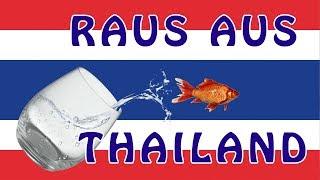 Will ich Thailand verlassen 😱