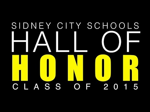 Hall of Honor Ceremony 2015