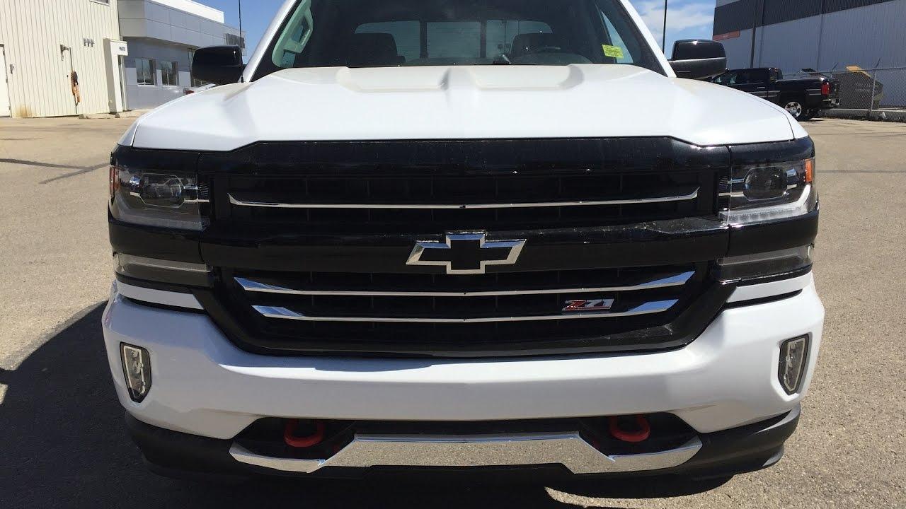 2017 Chevrolet Silverado 1500 LTZ FOR SALE / Crew Cab ...