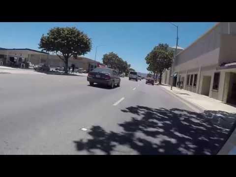 Downtown Salinas, CA
