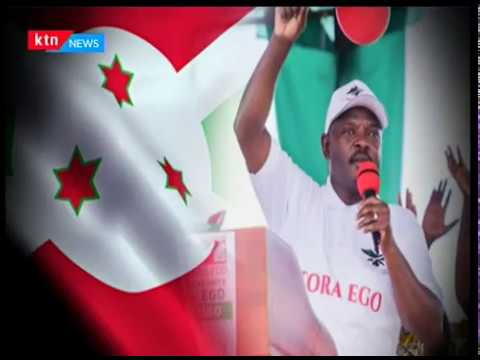 Burundi referendum that could extend the reign of President Pierre Nkurunziza to the year 2034