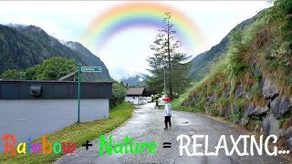 A Relaxing Nature CampSite | from Bavaria to Austria || Vlog