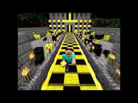 Black and yellow - Minecraft [ Ne znam kako da nazovem ovo. Haha]
