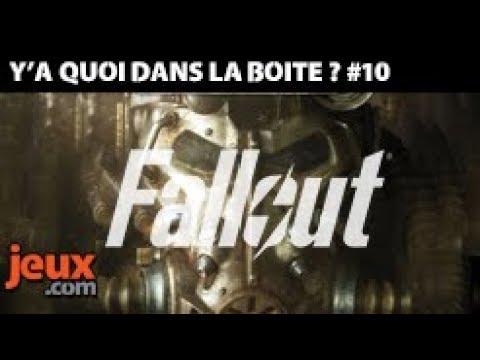 Unboxing de Fallout - le jeu de plateau post-nucléaire