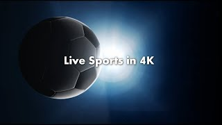 The Era of Live Sports in 4K Has Arrived! BenQ Home Entertainment 4K HDR Projector TK800