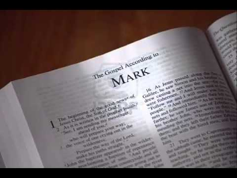 Image result for mark in the bible