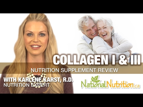 Professional Supplement Review - Collagen I & III