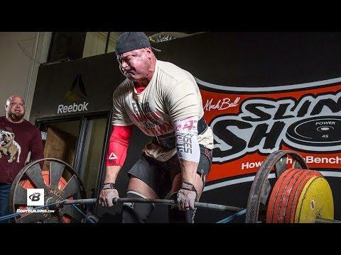 Iron Mile Speech – Super Training Gym Motivation   Mark Bell