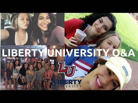 liberty univ q&a // do LU students curse? what can you wear to class?