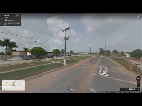 Conhecendo o Brasil, Porto Grande, Amapá.