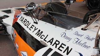『The Sound of Legendary F1』McLAREN M19A