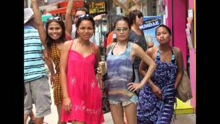 Boracay with Girls