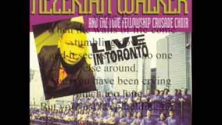 Watch Hezekiah Walker On Time video