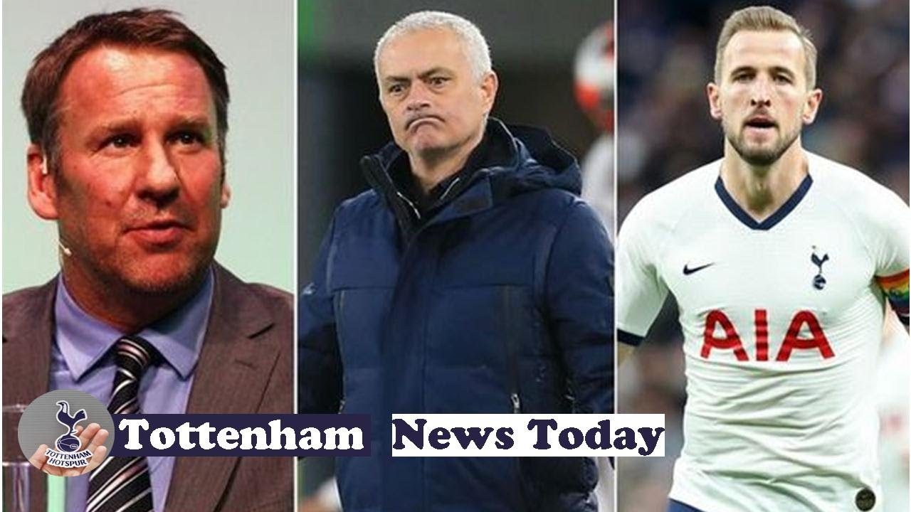 Paul Merson hits back at Tottenham boss Jose Mourinho in fresh Harry Kane transfer claim - news toda