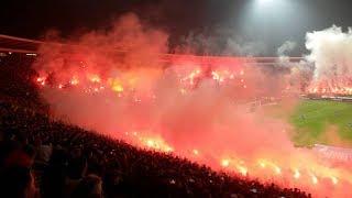 Red Star Belgrade vs Arsenal | That Atmosphere