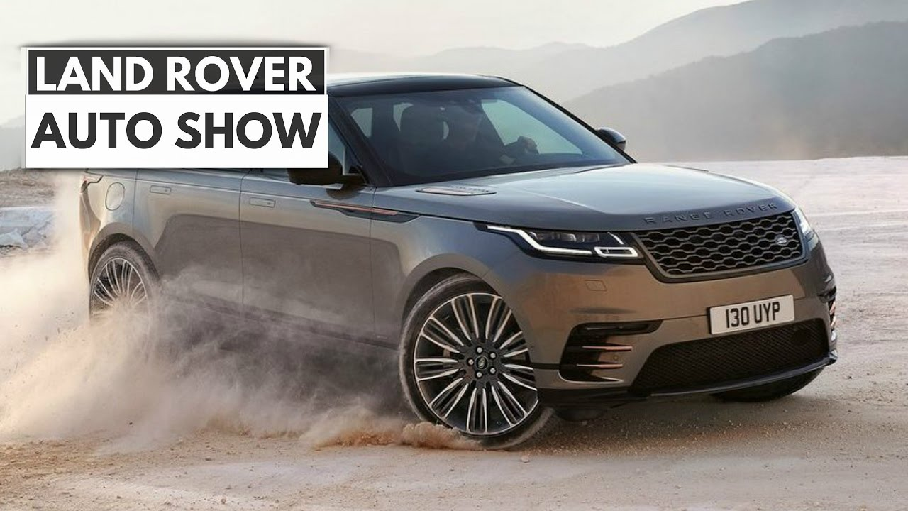 2018 range rover velar best looking suv youtube. Black Bedroom Furniture Sets. Home Design Ideas