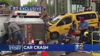 Exclusive Video: UWS Car Crash