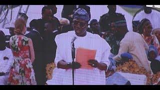 Full Inauguration Of Babajide Olusola Sanwo-Olu