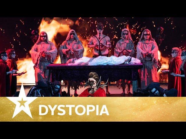 Dystopia | Danmark har talent 2019 | Finalen