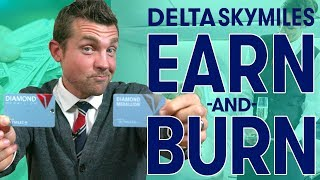 How to use Delta SkyMiles to Travel the World for Free | To The Point | EP17