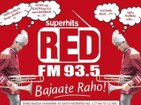 Allahabad RED FM BAND BAJEGA SHASHANK KE SAATH (MOMITA)