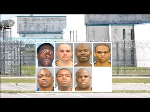 South Carolina Prison Riot Leaves Several Men Dead From Injuries.