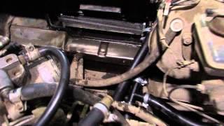 Замена печки 2110 & новый звук в гараже;)