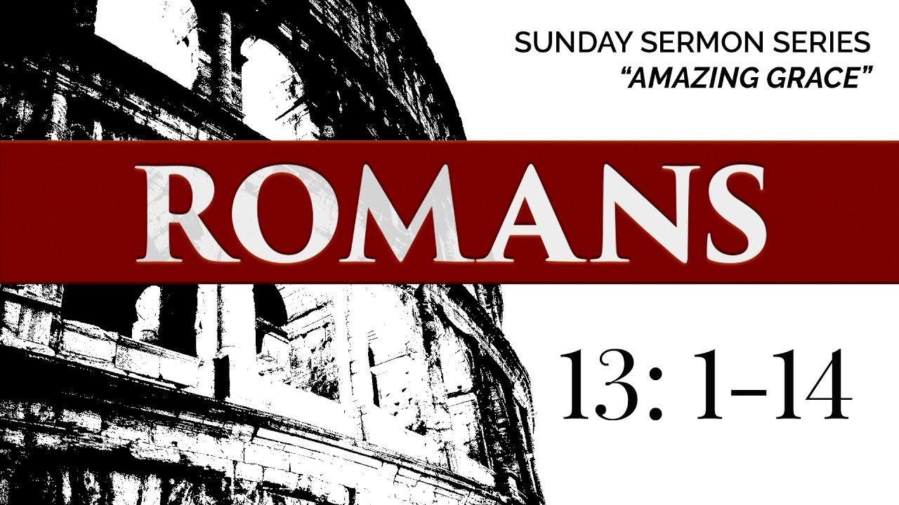 Romans 13:1-7 – Calvary Chapel Fluvanna