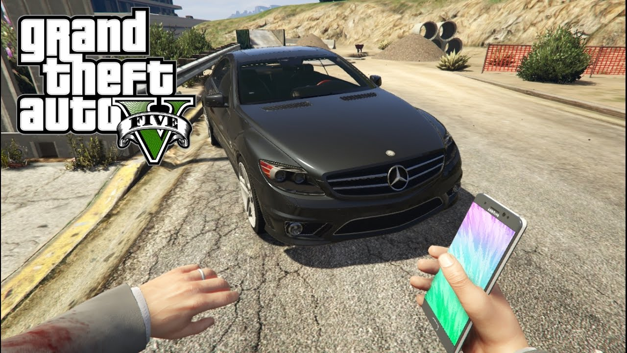 GTA 5 MOD – Samsung Galaxy Note 7 (Bomb)