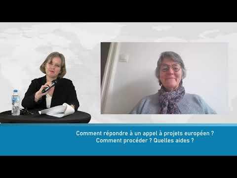 Comment répondre à un appel à projets européen ? Comment procéder ? Quelles aides ?...