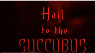 Black Tar Superstar - Hail To The Succubus   (Official Music Video)